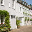 Mews Houses in London. — Stock Photo