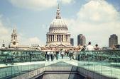St Paul's Cathedral, London. — Zdjęcie stockowe