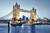 Tower Bridge, London. — Stock Photo