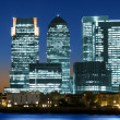 Canary Wharf — Stock Photo #3916406