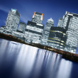 Canary Wharf — Stock Photo #3917530
