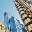 Lloyd's and Willis Building, London. — Stock Photo #3918257