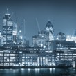 Stock Photo: City of London Skyline