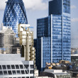 City of London - Foto Stock