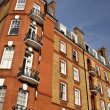 Stock Photo: Red Brick Mansion, London