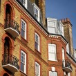 Red Brick Mansion, London — Stock Photo