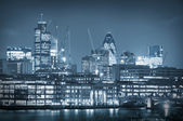 City of London Skyline — ストック写真