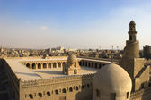 The Mosque of Ibn Tulun — Stock Photo