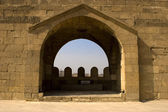 The Arch of Zuweila — Stock Photo