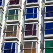 Stained-glass windows of color — 图库照片