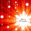 Royalty-Free Stock Imagen vectorial: Christmas card.