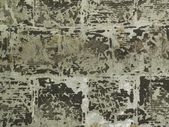 Ragged Cement Wall — Stock Photo
