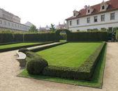 Garden complex — Stock Photo