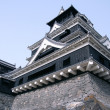 Stock Photo: Japanese castle in Kumamoto