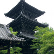 Shin-nyo-do Buddhist tower — Stock Photo