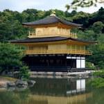 Kinkakuji Rokuonji in Kyoto — Stock Photo #3839301
