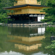 Kinkakuji Rokuonji in Kyoto — Stock Photo