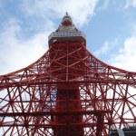 Tokyo tower — Stock Photo #3839431