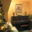 Christmas Room — Stock Photo #3833045
