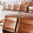 Stock Photo: Airport's Waiting Lounge
