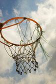 Basketball Ring — Stock Photo