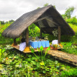 Nipa Hut - Stock Photo