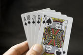 игры карты — Стоковое фото