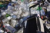 Plastic Bottles — Stock Photo