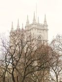 Mediaeval tower. London — Stock Photo