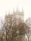 Mediaeval tower. London — Stock Photo