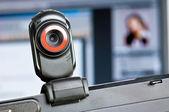 Webcam — Stock Photo
