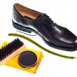 Shoe Shine — Stock Photo