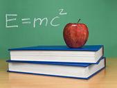Theory of relativity — 图库照片