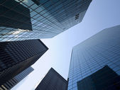 New York buildings — Stock Photo