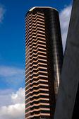 Duży hotel — Zdjęcie stockowe