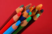 Colored Pencils — Stockfoto