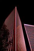 Centro finanziario — Foto Stock