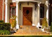 Elegant Entrance — Stock Photo