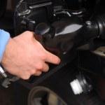 Gas Pump 2 — Stock Photo #3851071