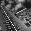 Stock Photo: Financial Center