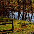 Kentucky Fence — Stockfoto