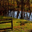 Kentucky Fence — Stockfoto #3909943