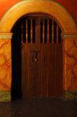 Church Door — Stockfoto