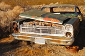 Rusted Old Car — Stock Photo