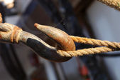 Boat hook — Stock Photo