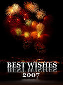 Best Wishes — Stock Photo