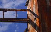 Antigua destilería — Foto de Stock