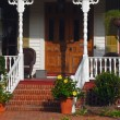 Stock Photo: Southern porch