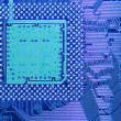 Central processing Unit — Stock Photo