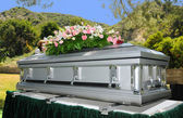 Casket — Stock Photo